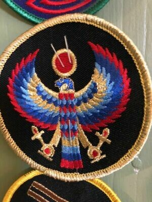 Patches, Wiccan Horus