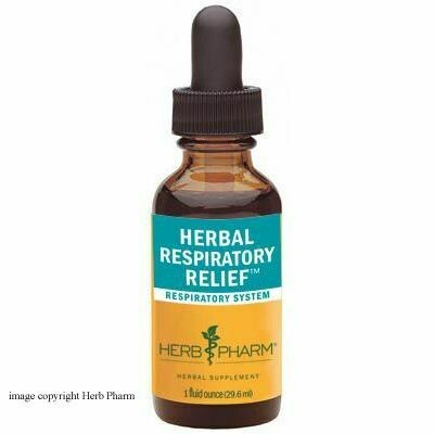 Herbal Respiratory Relief