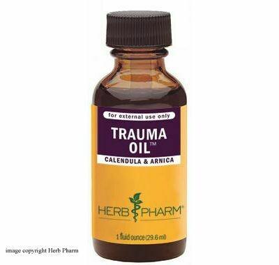Trauma Oil