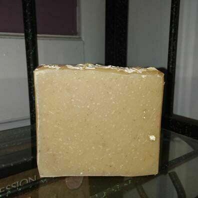 Soap Honey Oats & Milk