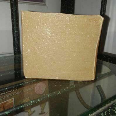 Coffee Scrub Goat's Milk Soap
