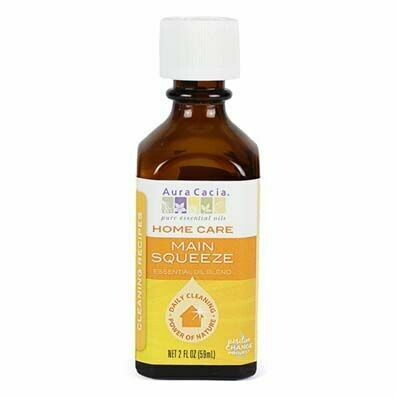 Main Squeeze Home Care Essential Oil Blend