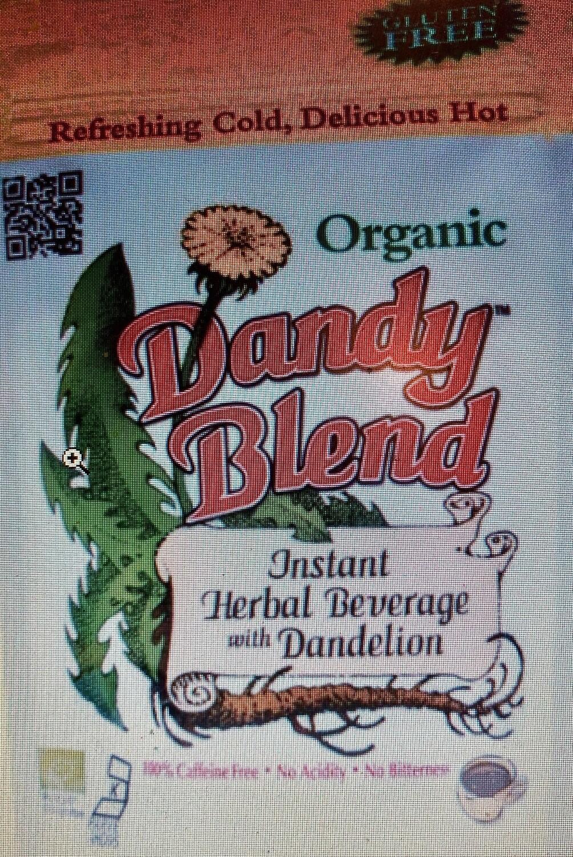 Dandy Blend Box of 25 Single Servings