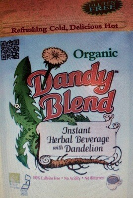 Dandy Blend Box of 25 Single Servings