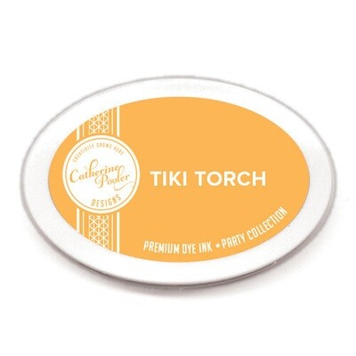 Ink Pad Tiki Torch