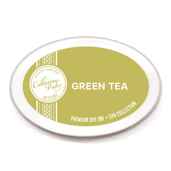 Ink Pad Green Tea
