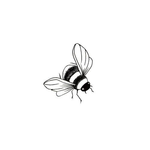 Stamp-Bee Miniature