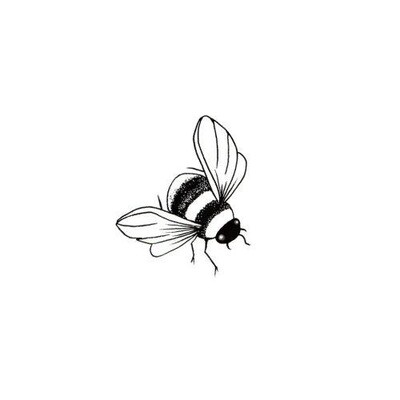 Stamp Bee Miniature