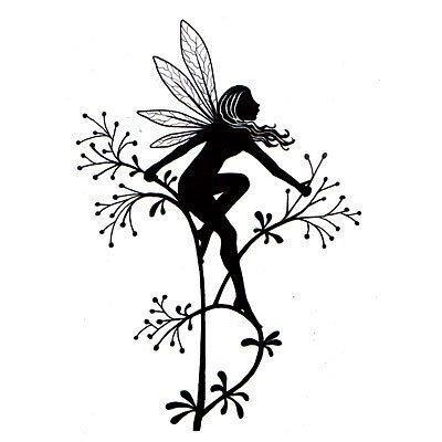 Stamp Flower Fairy