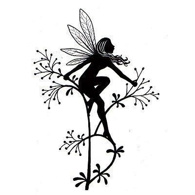 Stamp Flower Fairy