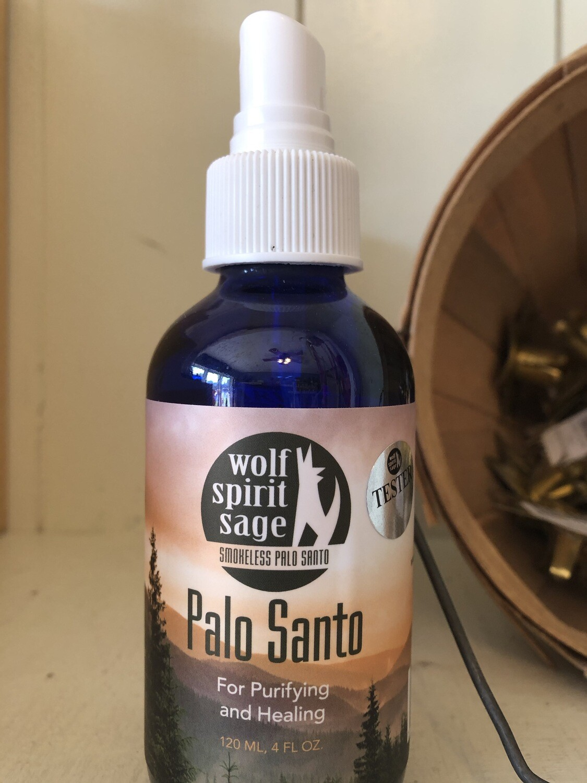Palo Santo Spray   4oz.