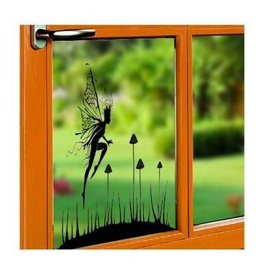 Window Cling-Meadow Fairy WCD003