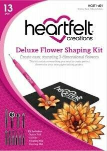 Flower Shaping Kit, Deluxe