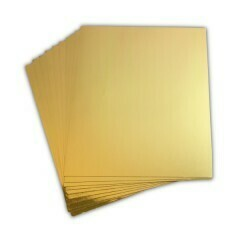 Cardstock - Luxe Gold