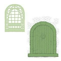 Die French Doorway