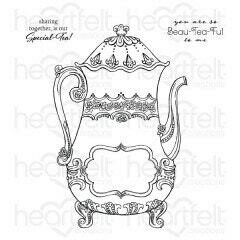 Stamp Set - Special Teapot Cling