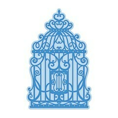 Die Decorative Cage