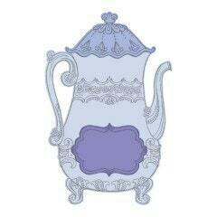 Die Special Teapot