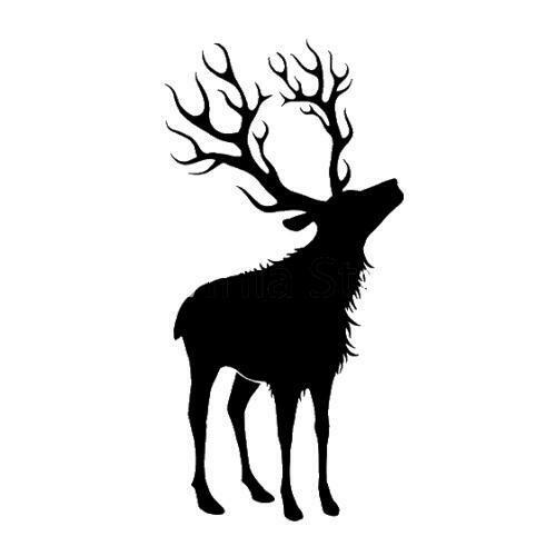 Stamp Reindeer (Small)
