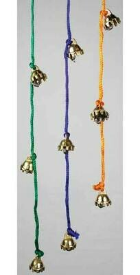 Bells String Assorted Colors  1/2