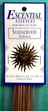 Sandalwood Stick Escential Essence