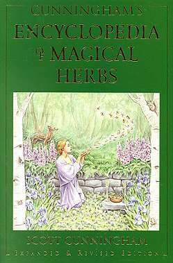 Encyclopedia Of Magical Herbs, Scott Cunningham