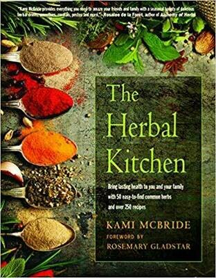 Herbal Kitchen, McBride & Gladstar