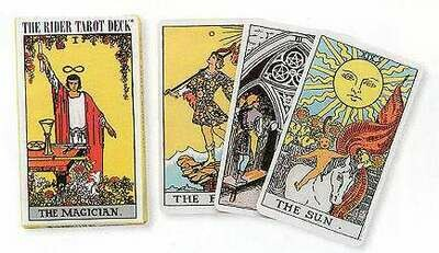 Rider-Waite Tarot Deck, Pamela Colman Smith
