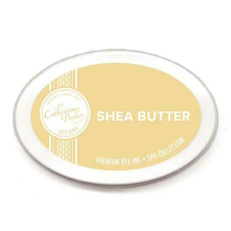 Ink Pad Shea Butter (ink pad only)