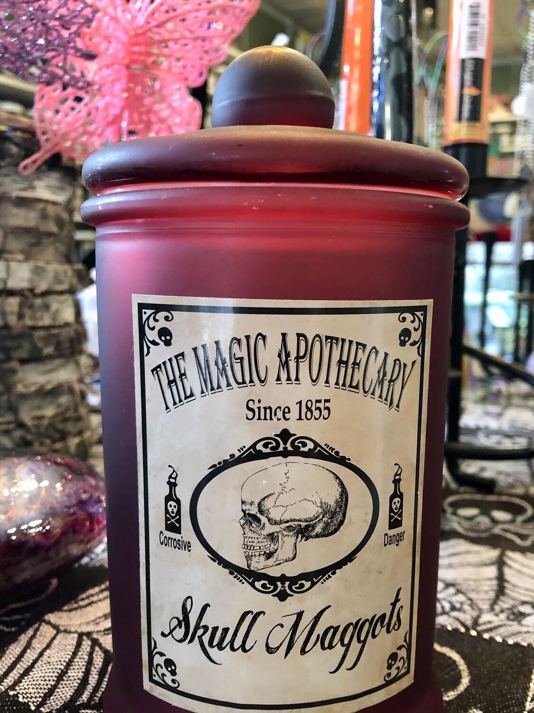Apothecary Jar Large Halloween