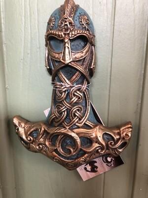 Thor's Hammer  Plaque