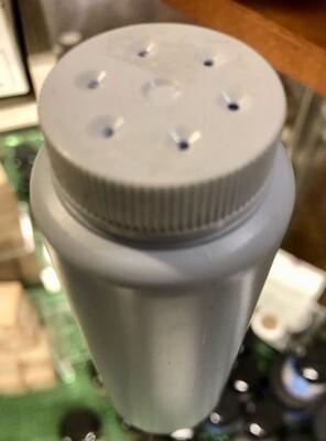 Bottle Powder 8 oz. BP8