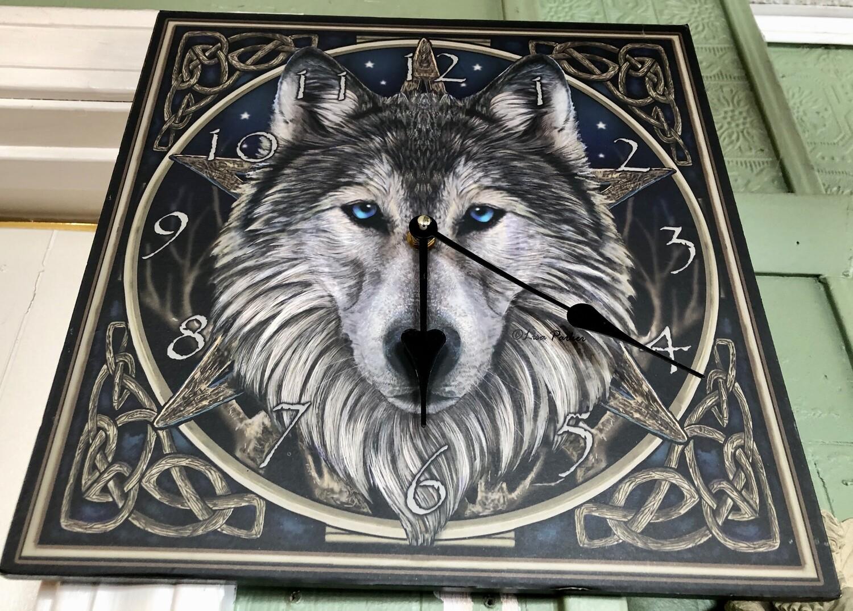 Clock, Wolf