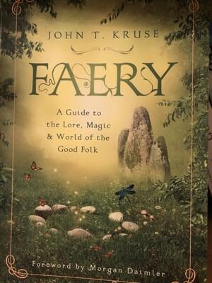 A Faery Guide, John Kruse