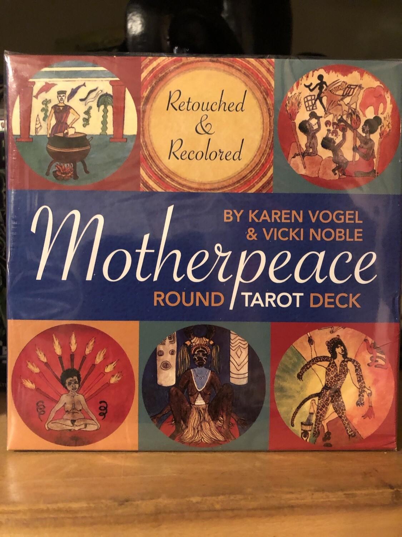 Motherpeace Round Deck Vogel & Noble