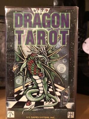 Dragon Tarot Deck, Donaldson/Pracownik