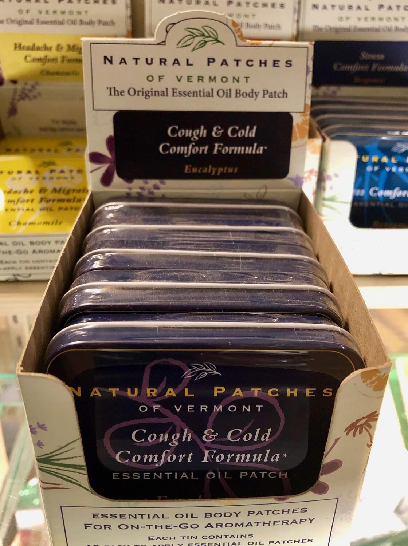 Cough & Cold Comfort Formula (Tin)