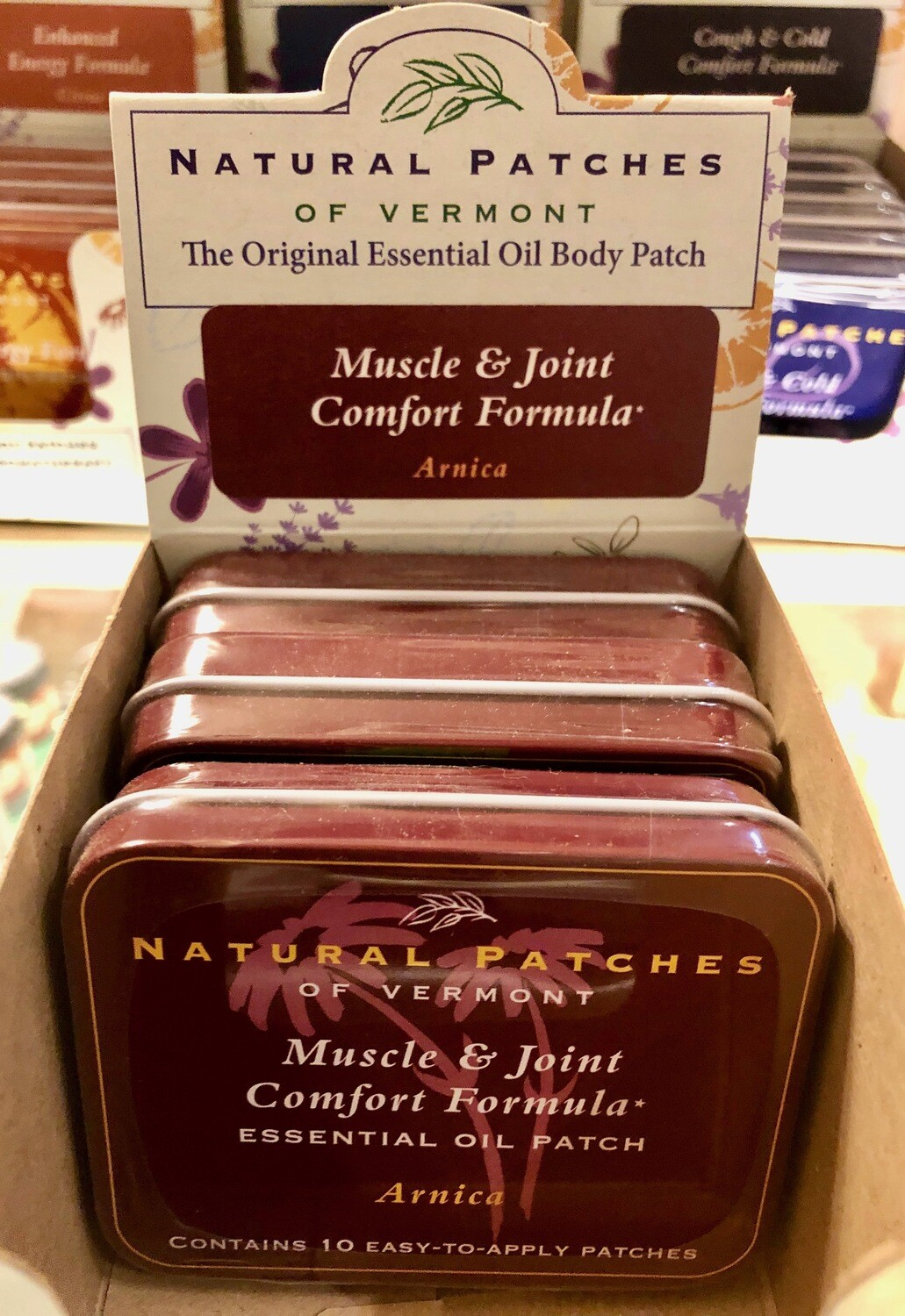 Muscle & Joint Patch NP