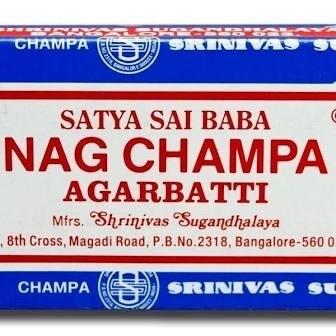 Nag Champa Incense & Resin 15 gram