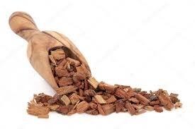 Oak White Bark