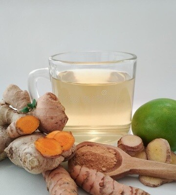 Tea Ginger Turmeric