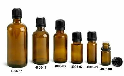 Bottle w/Orifice Reducer 10ml (1/4 oz)