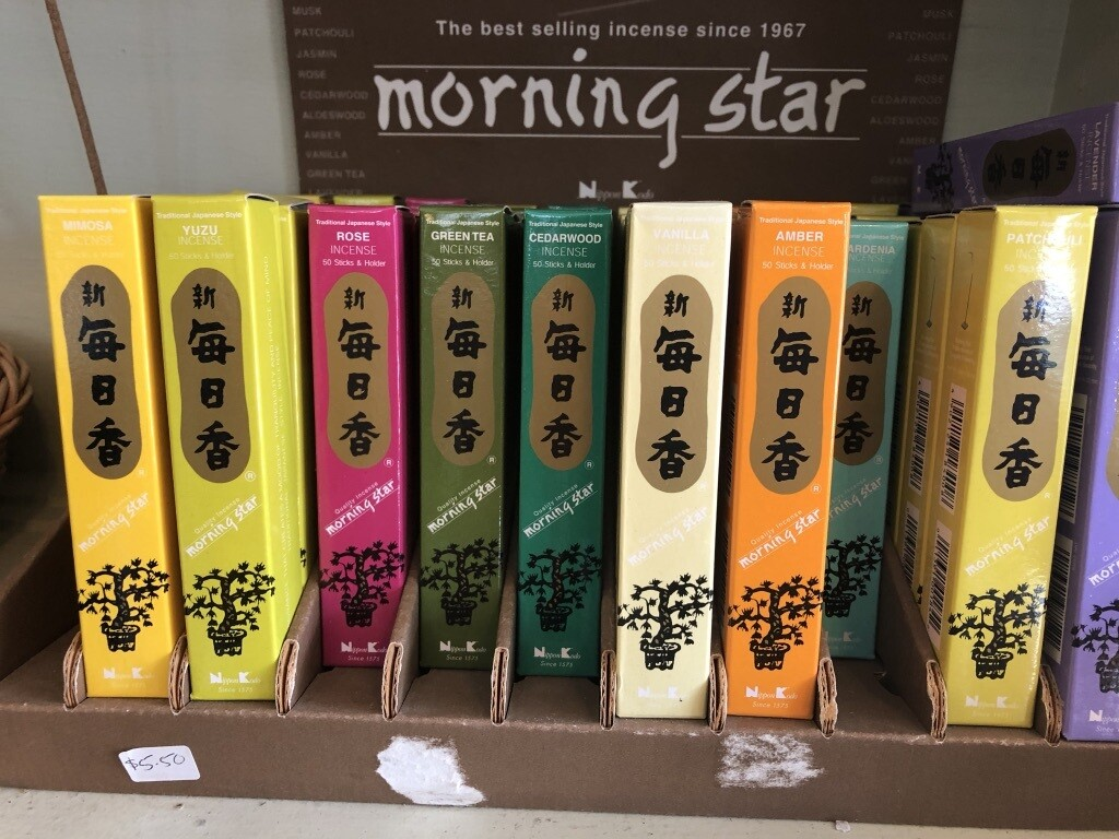Rose Morning Star Incense