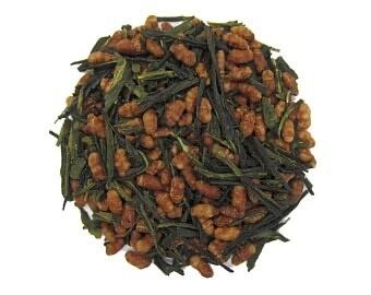 Green Tea Genmaicha Organic
