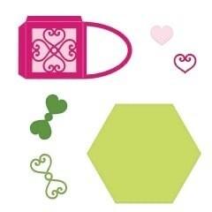 Die Treasured Heart Gift Box