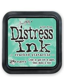 Distress Oxide Pad 3x3 Cracked Pistachio
