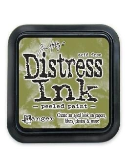 Distress Oxide Pad 3x3 Peeled Paint
