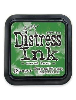 Distress Oxide Pad 3x3 Mowed Lawn