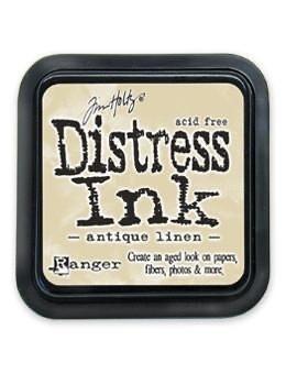 Distress Oxide Pad 3x3 Antique Linen