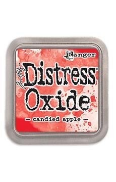 Distress Oxide Pad 3x3 Candied Apple
